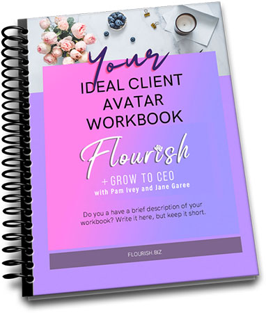 Ideal Client Avatar Workbook