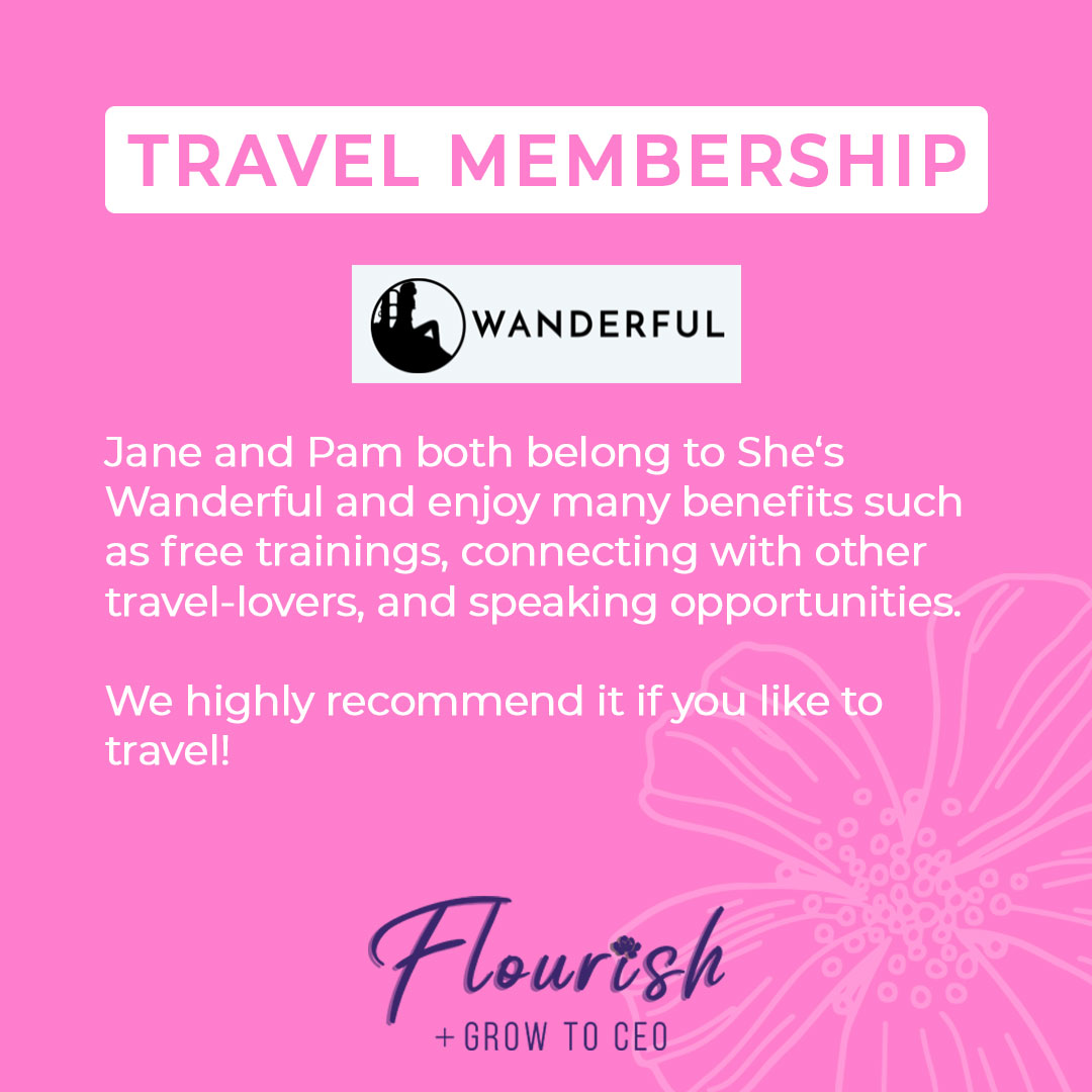 We Recommend She's Wanderful!