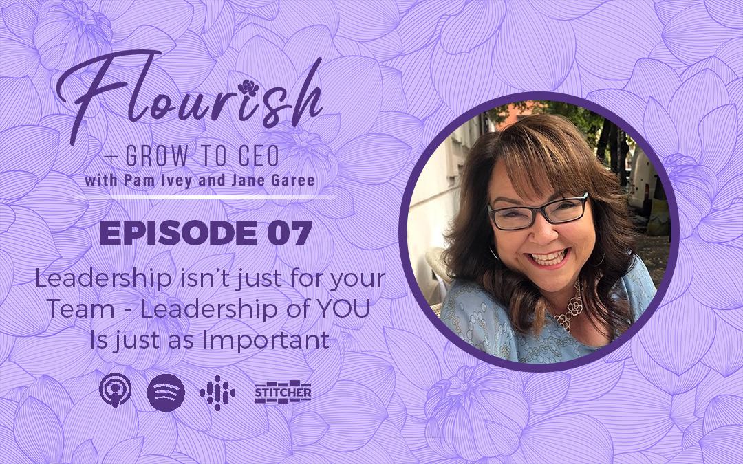 Episode 7 - Leadership