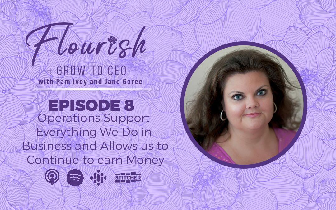 Flourish + Grow to CEO Podcast Operations
